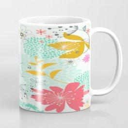 Floral vector pattern best idea Coffee Mug