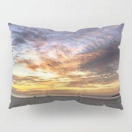 Good Harbor Beach Sunrise Pillow Sham