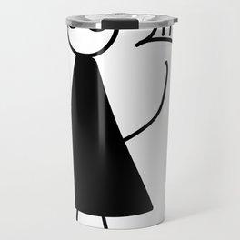 Hoe Travel Mug
