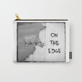 On The Edge Carry-All Pouch