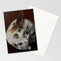 Acherontia  Stationery Cards