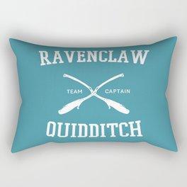 Hogwarts Quidditch Team: Ravenclaw Rectangular Pillow