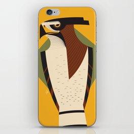 Birds of Brazil   Ornate Hawk Eagle iPhone Skin