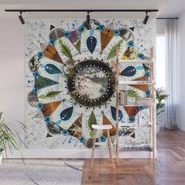 Earth Mandala Wall Mural