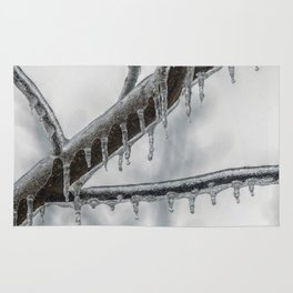 Icy Branch Rug