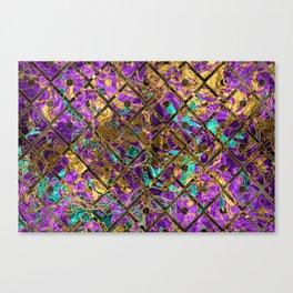 Pattern LXXXI Canvas Print