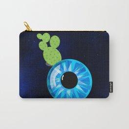 Cactus Eyeball Carry-All Pouch