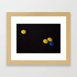 Outlier Framed Art Print