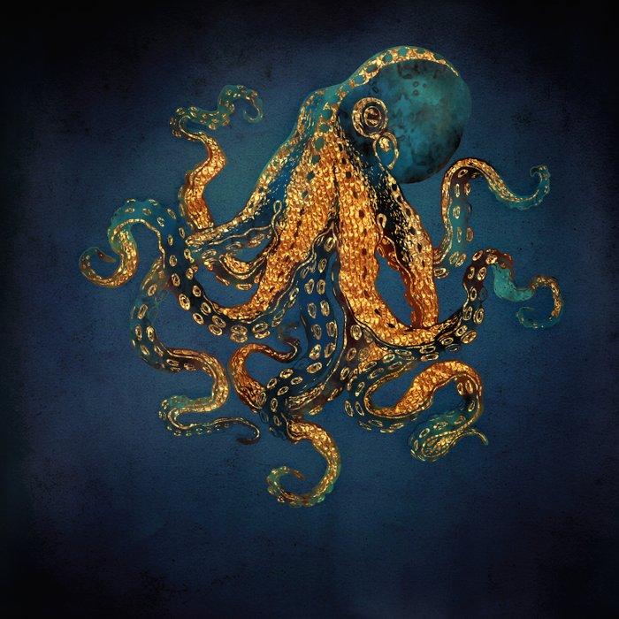 Underwater Dream IV Comforters
