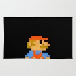 NES Mario REDUX Rug
