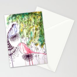 Nesting Stationery Cards