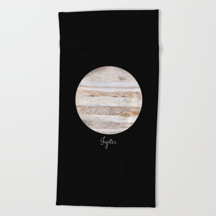 Jupiter #2 Beach Towel