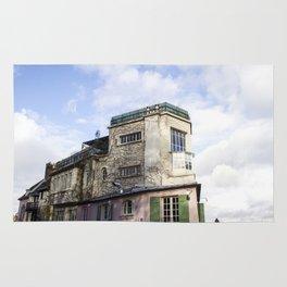 Montmartre Paris Rug