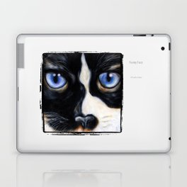 Funny Face Laptop & iPad Skin