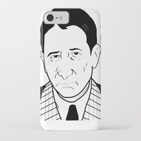 childish gambino iPhone & iPod Cases featuring Carlo 'The Don' Gambino by Danny Abbott