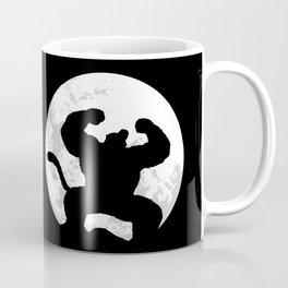 Night Monkey Coffee Mug