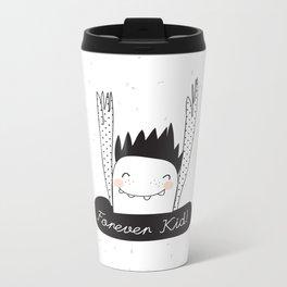 Forever kid Metal Travel Mug