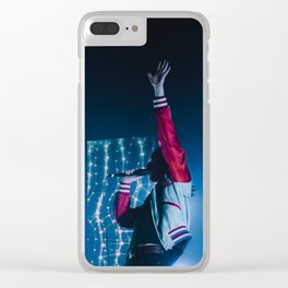 Alex Trimble Of Two Door Cinema Club Clear iPhone Case