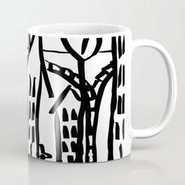 London tube Coffee Mug