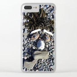 "EPHE""MER"" # 266 Clear iPhone Case"