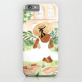 Gardener I iPhone Case