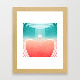 ISOTOPE Framed Art Print