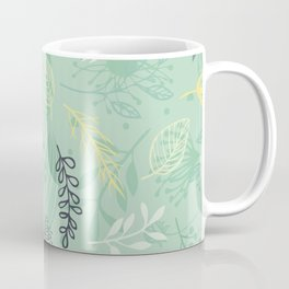 The smell of summer forest Coffee Mug