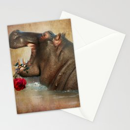 Feeling Strong Stationery Cards