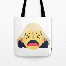 Usopp Emoji Design Tote Bag
