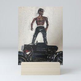 TRAVIS RODEO SCOTT Mini Art Print