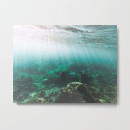 Mayotte Metal Print