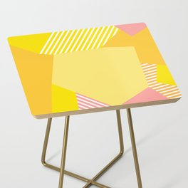 Peachy to the Max Side Table