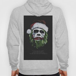 Be good. I will visit you on Christmas Eve ! Hoody