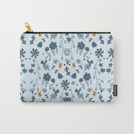 Bumbling and Busy Carry-All Pouch