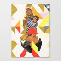 ODD 003 Canvas Print