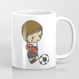 Professional Footballer Coffee Mug