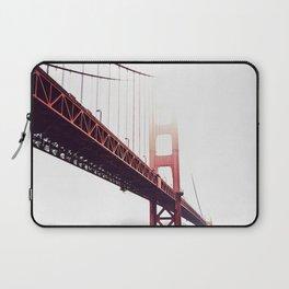 bridge with color Laptop Sleeve
