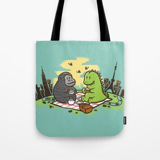 Let's have a break Tote Bag