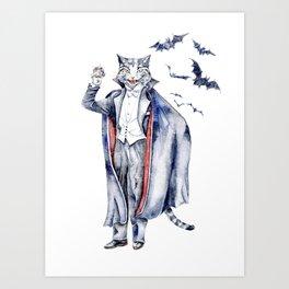 Count Catula Art Print