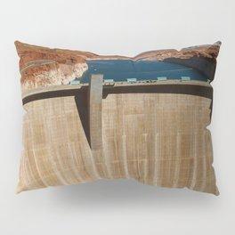 Glen Canyon Dam and Lake Powell Pillow Sham