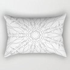 mandala art - moonrise kingdom Rectangular Pillow