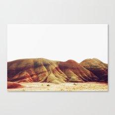 Oregon Painted Hills Canvas Print