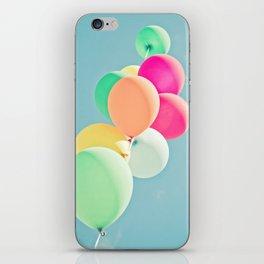 Balloon Mania iPhone Skin