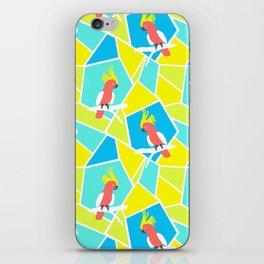 Bright Cockatoo iPhone Skin