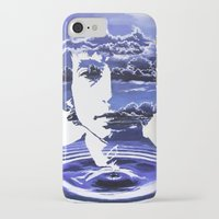 dylan iPhone & iPod Cases featuring Dylan by Alex Carlson
