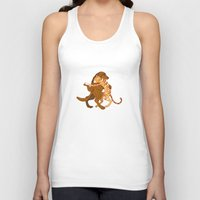 dancing Tank Tops featuring dancing by Orit Bergman