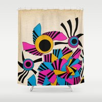 rose Shower Curtains featuring - rose - by Magdalla Del Fresto