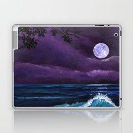 Romantic Kauai Moonlight Laptop & iPad Skin