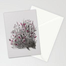 HEDGEHOG (grey) Stationery Cards