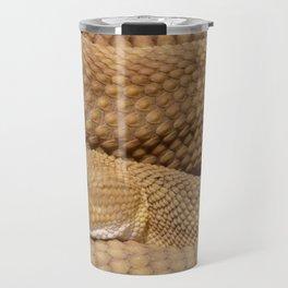 Brown Rattlesnake  Travel Mug